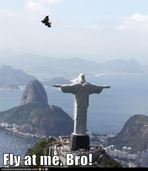brazil,christ the redeemer,political pictures,rio de janeiro