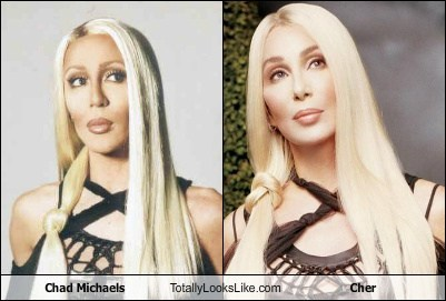 celeb chad michaels cher funny TLL - 6189935360