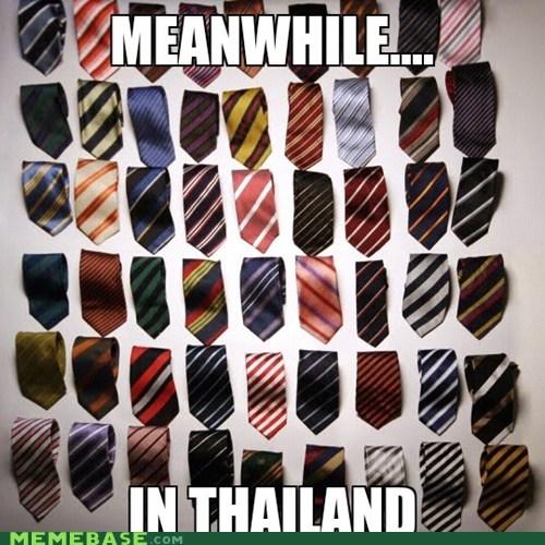 Meanwhile Memes puns thailand - 6189967616