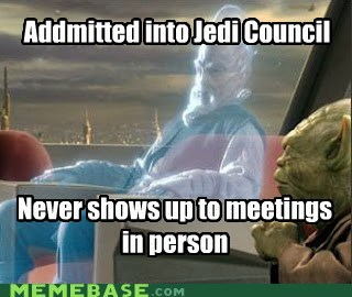Jedi Scumbag Steve star wars who-even-knows-this-guys-name