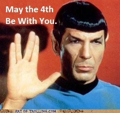 misquote Star Trek star wars - 6191770624