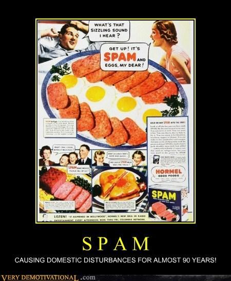 breakfast Domestic Disturbance hilarious spam wtf - 6191795200