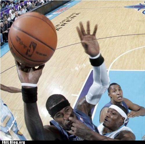 basketball block dunk fail nation g rated nba picking nose - 6192071936