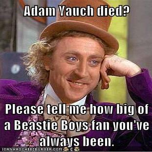 adam yauch beastie boys rip wonka - 6192229632