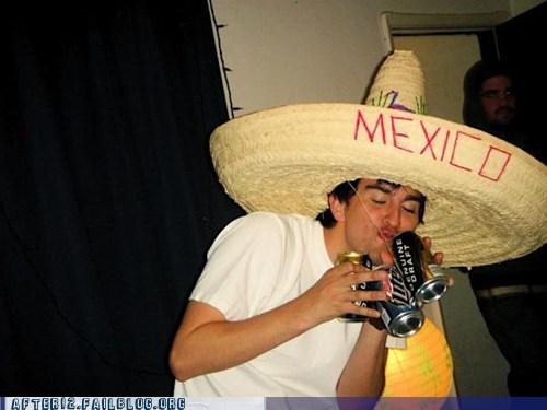 beer cerveza cinco de mayo sombrero - 6192409600