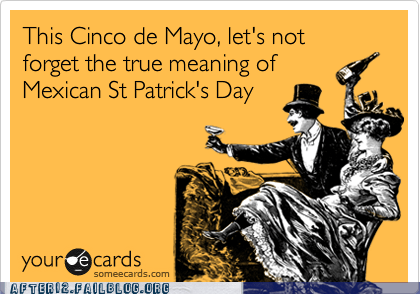 cinco de mayo Ireland mexican-st-patricks-day mexico St Patrick's Day