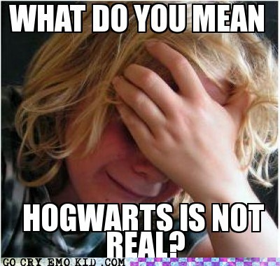 emolulz First World Problems Hogwarts letter real - 6192525056