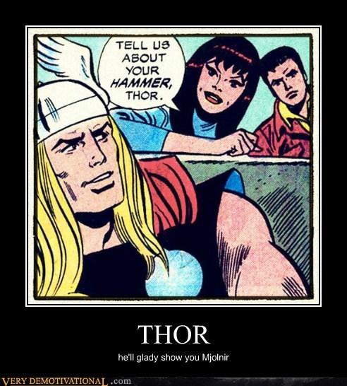 hammer hilarious mjolnir Thor - 6193736192