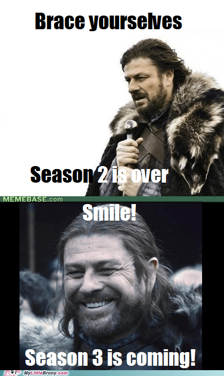 brace yourselves meme season 2 season 3 - 6193740288