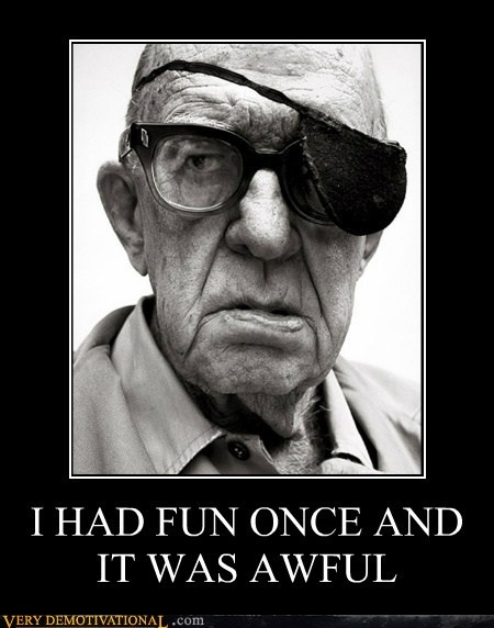 angry awful eye patch fun hilarious - 6193990912