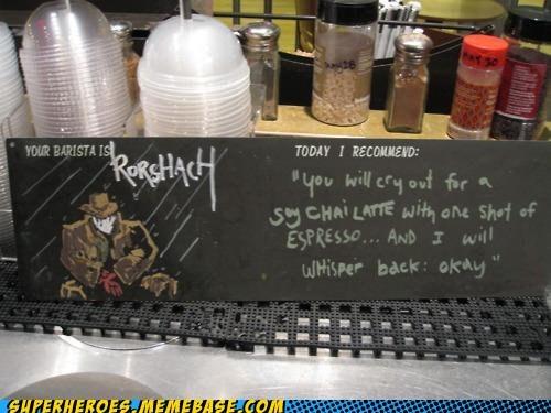 coffee,delicious,Random Heroics,rorschach