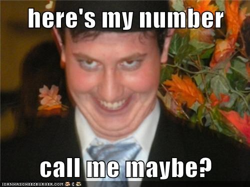 best of week call me maybe derp number - 6194190080