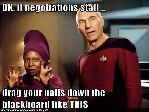 Captain Picard diplomacy Guinan negotiations patrick stewart whoopi goldberg - 6195863552