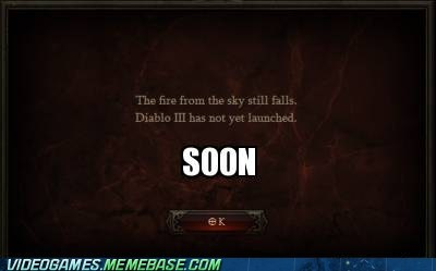 cant-wait,diablo 3,PC,so long,SOON,the internets,vacation