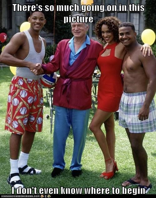 actor alfonso ribeiro celeb funny hugh hefner Karyn Parsons will smith - 6196535296