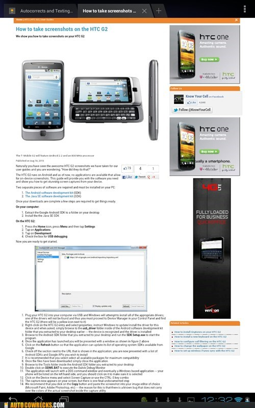 android,complicated,instructions,screen shot