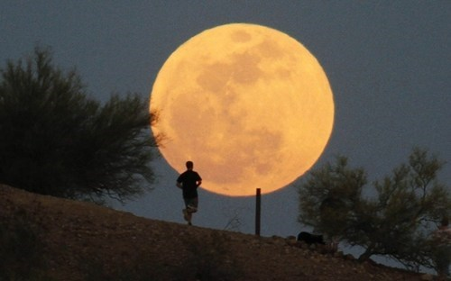 cool pictures,nature,Photo,supermoon
