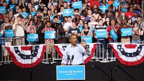 election 2012 news obama political politics rally reelection regular - 6197894400