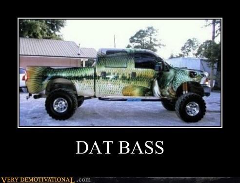 dat bass hilarious redneck truck wtf - 6199650816