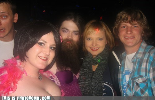beard ecstasy girl or boy Good Times makeup Party whodunit wtf