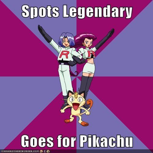 legendary meme Memes pikachu Team Rocket team rocket logic - 6200509184