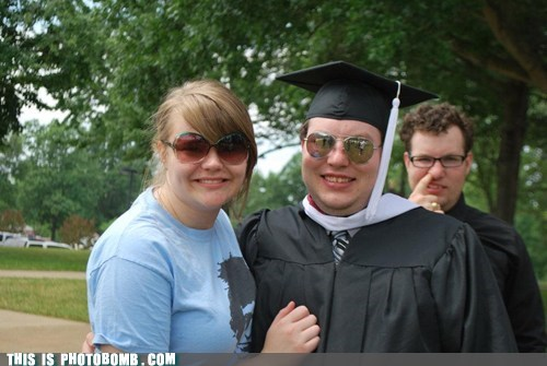Good Times,graduation,jerk,mature,pick nose