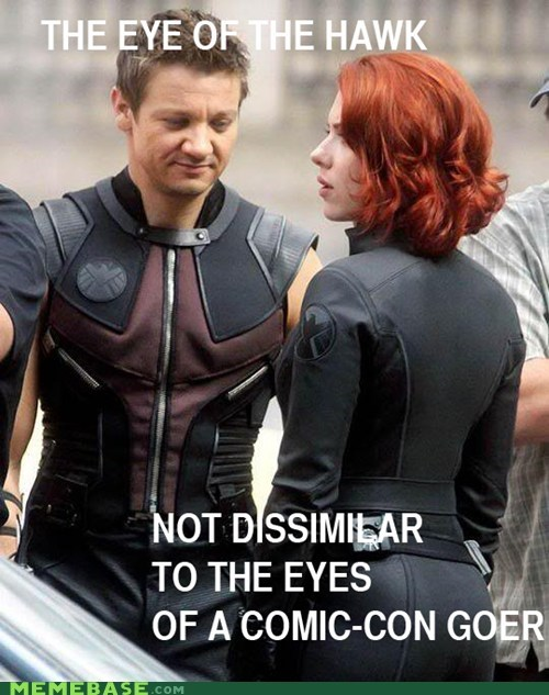 Black Widow,hawkeye,scarjo,Super-Lols
