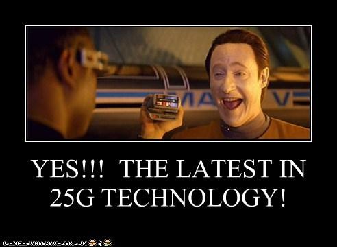 4g brent spiner data happy latest levar burton phone Star Trek technology wireless network - 6201775360