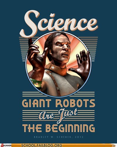 just the beginning more giant robots science - 6201888768