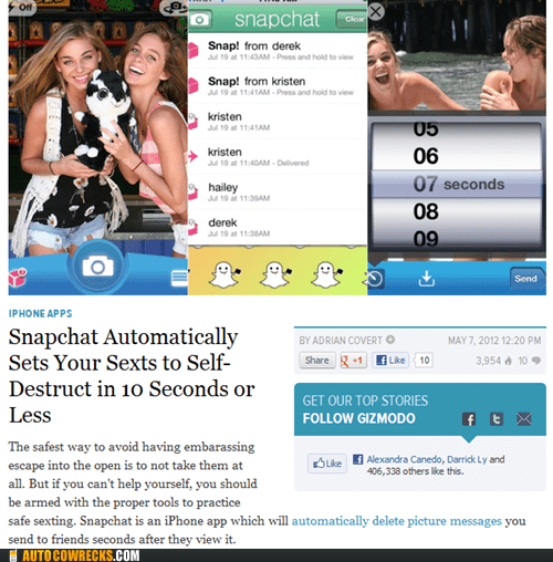 apps,gizmodo,self destruct,sexting