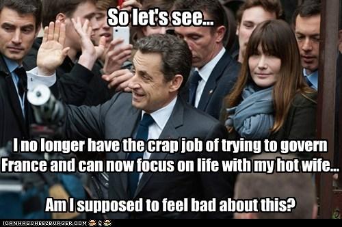 carla bruni france Nicolas Sarkozy political pictures - 6201944576