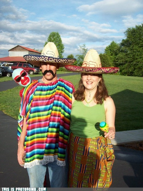 costume dress up Mexican sayonara scared trololololol wtf - 6202003456