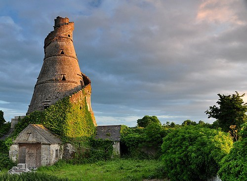 architecture Hall of Fame Ireland moss ruins tower - 6202339072