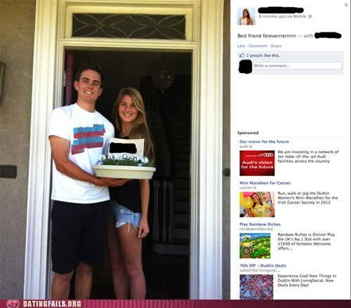 cake,cake of friendzone,friendzone,prom