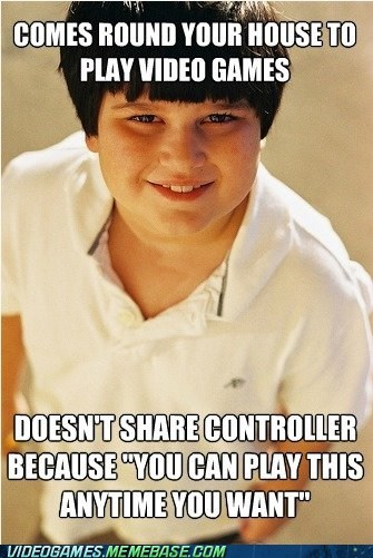 Annoying Childhood Friend controller gaming meme you can play anytime - 6202541824