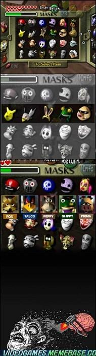 majoras mask nothing to do here realization starfox zelda - 6202574336