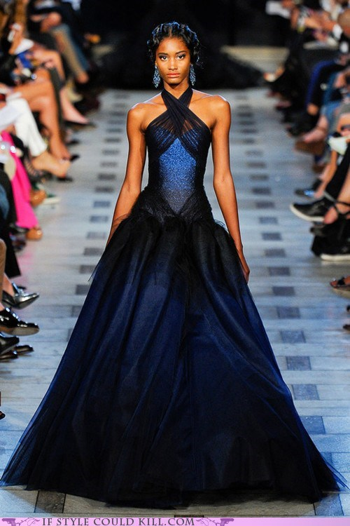 cool accessories dresses gowns runway zac posen - 6202754816