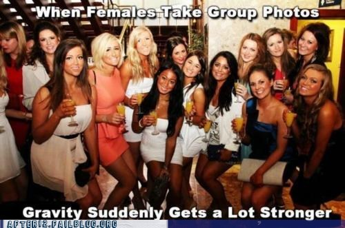 after 12,females,g rated,Gravity,group photos