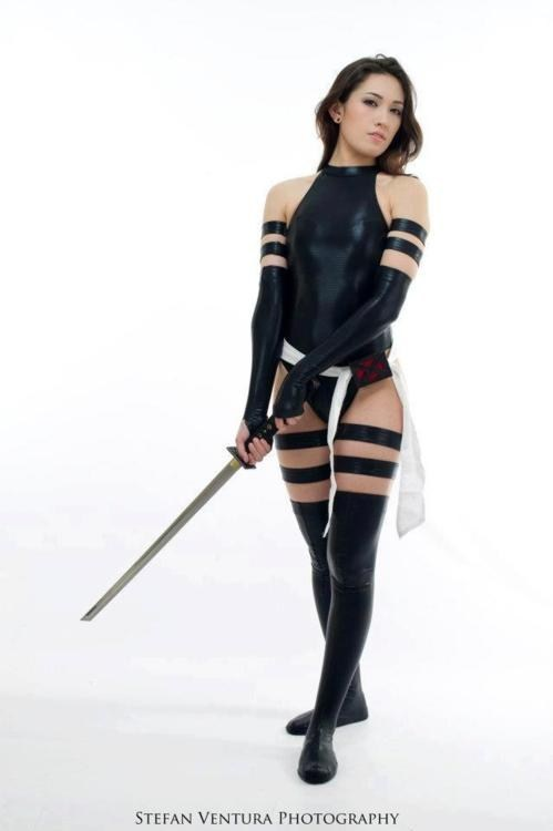 comics cosplay psylocke xmen - 6202876928