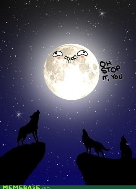 howl Memes moon stop it you wolves - 6202891264