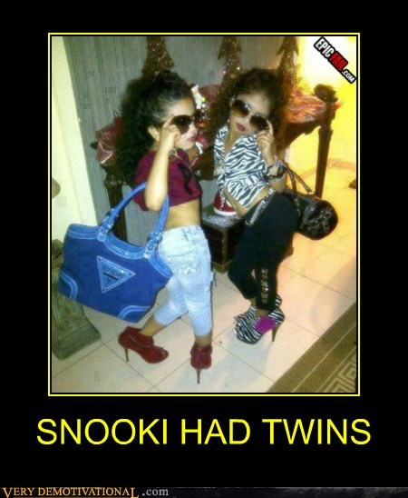 eww kids snooki Terrifying twins - 6202918912