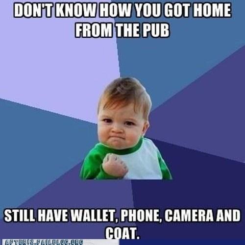 camera phone pub success kid wallet - 6203083776
