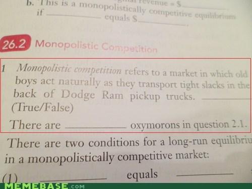 oxymoron wft truancy story - 6204104704