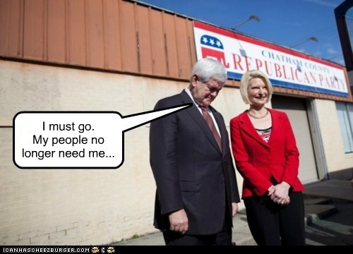 newt gingrich political pictures Republicans