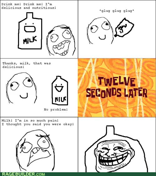 lactose intolerant milk troll - 6204693760