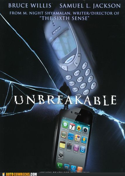 iphone,movies,nokia,unbreakable