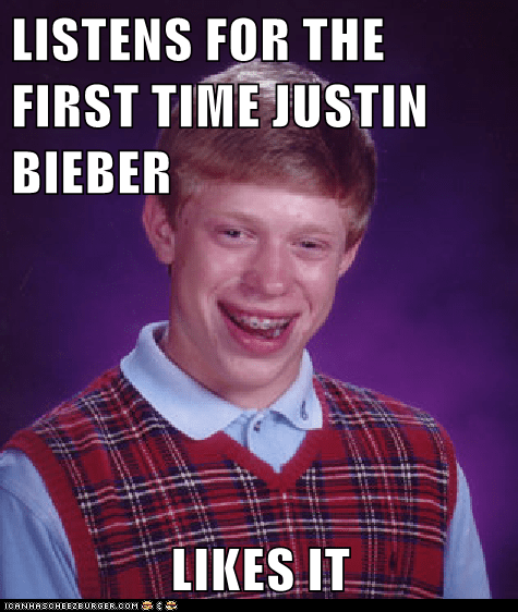 LISTENS FOR THE FIRST TIME JUSTIN BIEBER  LIKES IT