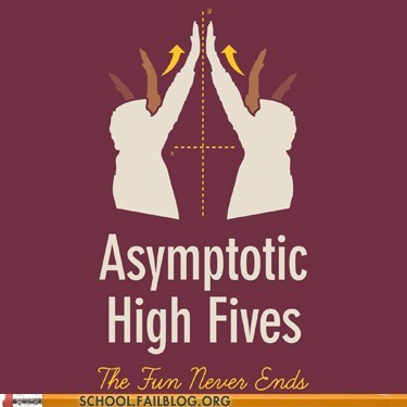 asymptotic high five fun never ends up top - 6205811456