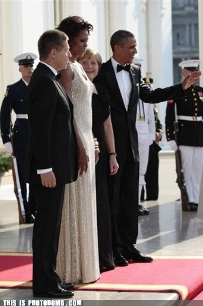 angela merkel creepy creepy sneakers Michelle Obama president - 6206029312