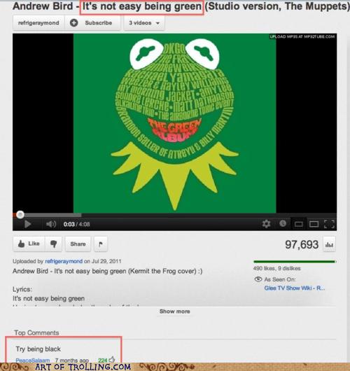 black green racism youtube - 6206040320